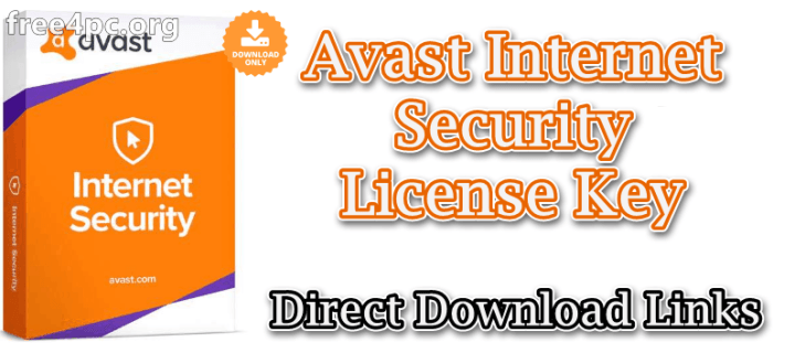 Avast Internet Security License Key