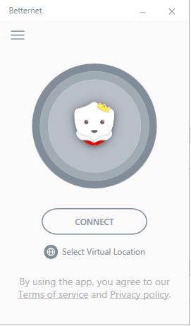 Betternet VPN PC Crack