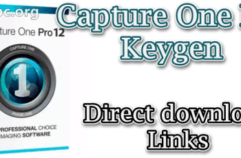 Capture One Pro Keygen