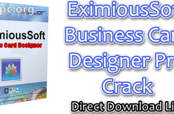 EximiousSoft Business Card Designer Pro Crack