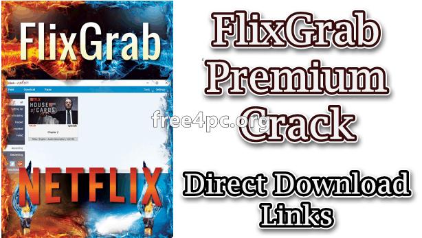 FlixGrab Premium Crack