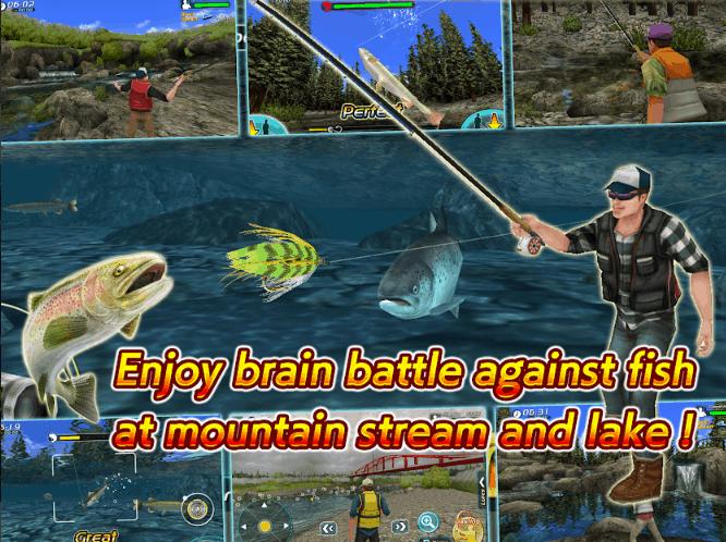 Fly Fishing 3D II v1.1.7 MOD APK