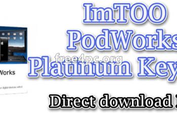 ImTOO PodWorks Platinum Keygen