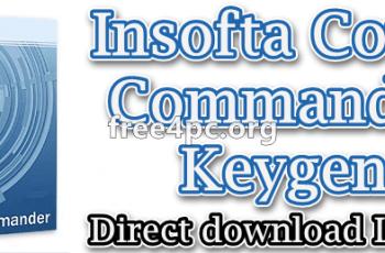 Insofta Cover Commander Keygen