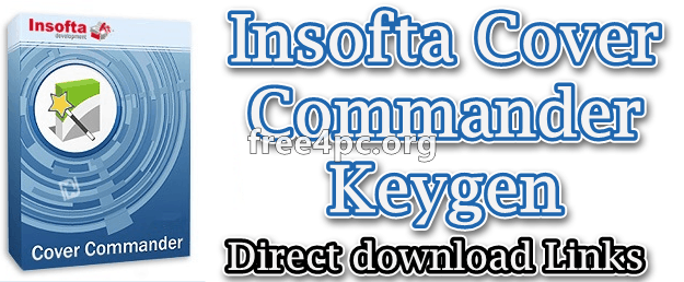 Insofta Cover Commander Keygen