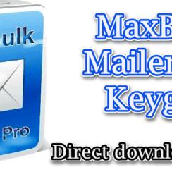MaxBulk Mailer Pro Keygen
