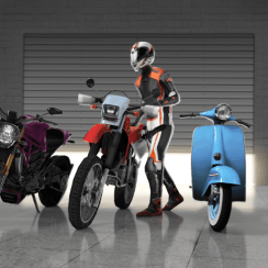 Moto Traffic Race 2 Multiplayer v1.18.00 MOD APK