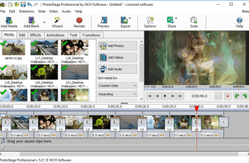 NCH PhotoStage Slideshow Producer Professional Keygen