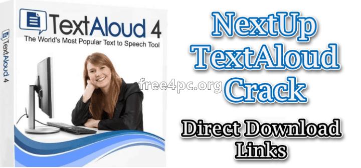 NextUp TextAloud Crack