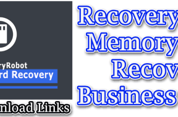 RecoveryRobot Memory Card Recovery Business Crack