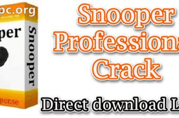 Snooper Professional Crack