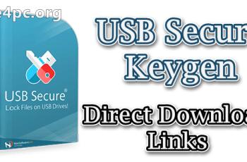USB Secure Keygen