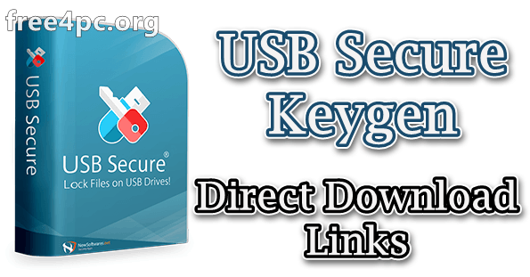 USB Secure Keygen