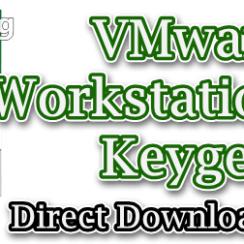 VMware Workstation Pro Keygen