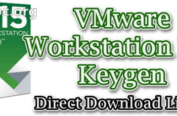 VMware Workstation Pro Keygen