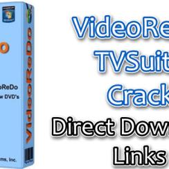 VideoReDo TVSuite Crack