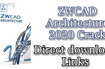 ZWCAD Architecture 2020 Crack