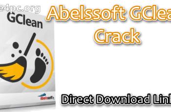 Abelssoft GClean Crack