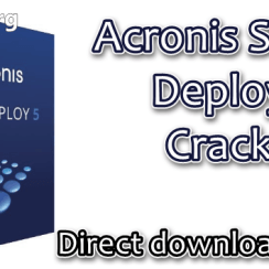 Acronis Snap Deploy Crack