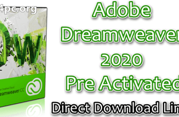 Adobe Dreamweaver 2020 Pre Activated
