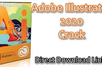Adobe Illustrator 2020 Crack