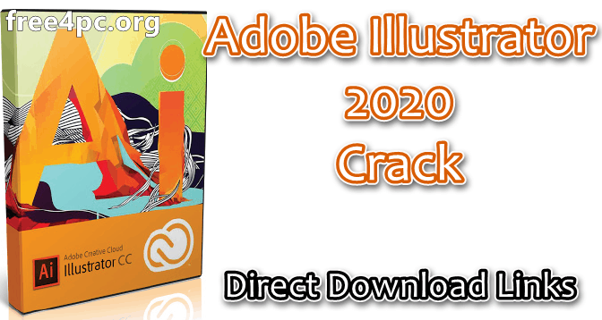 Adobe Illustrator 2020 Crack