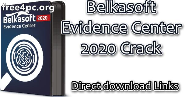 Belkasoft Evidence Center Crack