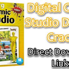Digital Comic Studio Deluxe Crack