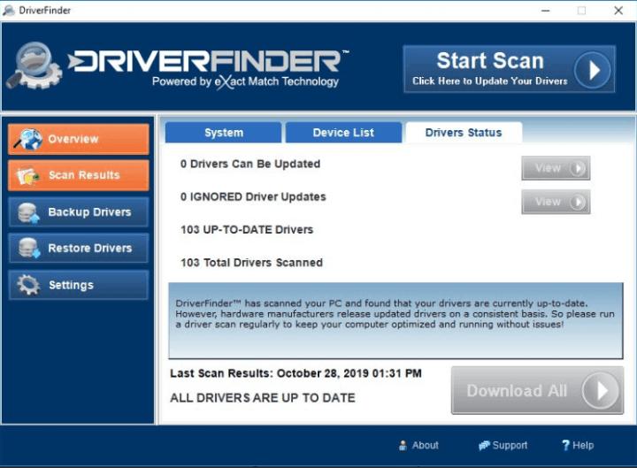 DriverFinder 3.8.0 Crack
