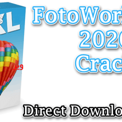 FotoWorks XL 2020 Crack