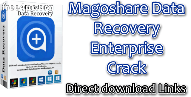 Magoshare Data Recovery Enterprise Crack