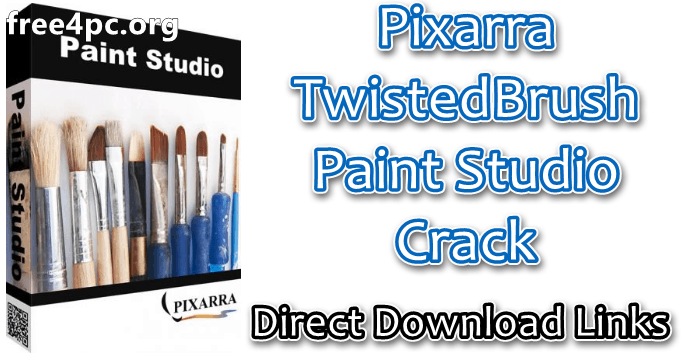 Pixarra TwistedBrush Paint Studio Crack
