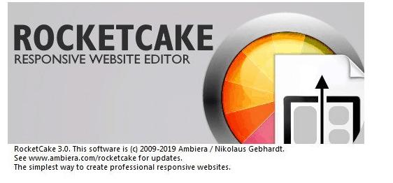 RocketCake Professional 3.1 Full Version