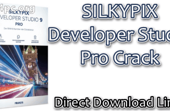 SILKYPIX Developer Studio Pro Crack