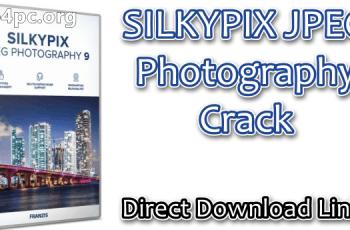SILKYPIX JPEG Photography Crack