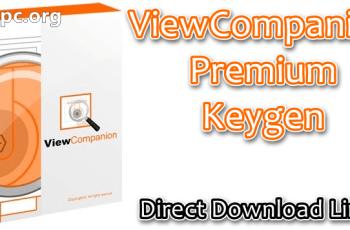 ViewCompanion Premium Keygen