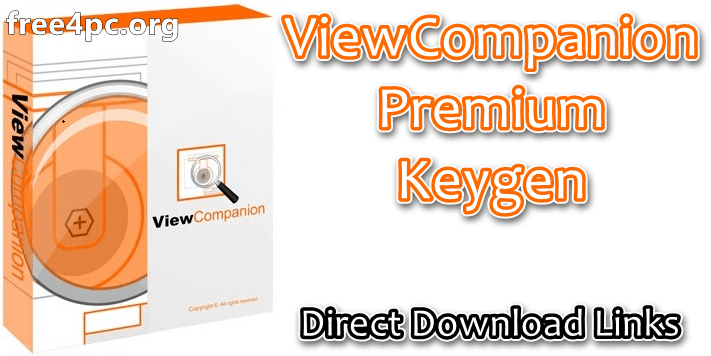 ViewCompanion Premium Keygen