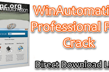 WinAutomation Professional Plus Crack