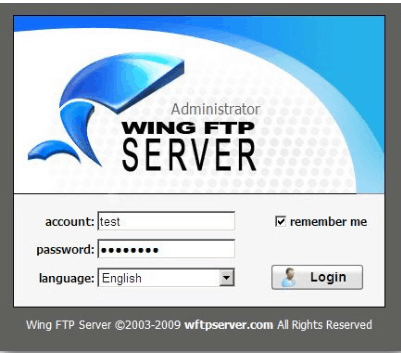 Wing FTP Server Corporate Full Version