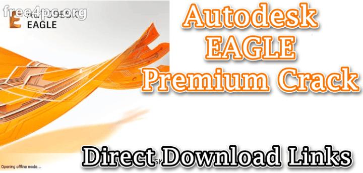 Autodesk EAGLE Premium Crack