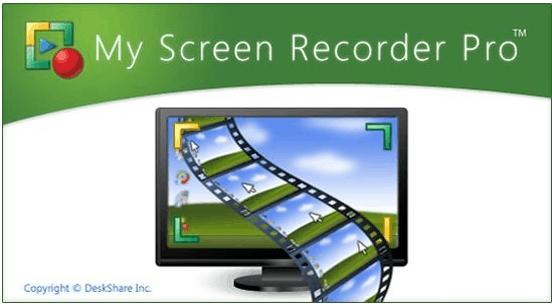 Deskshare My Screen Recorder Pro Full Version