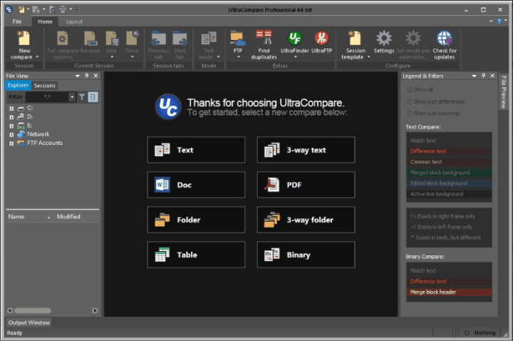 IDM UltraCompare Professional Full Version