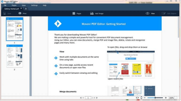 Movavi PDF Editor Activation Key