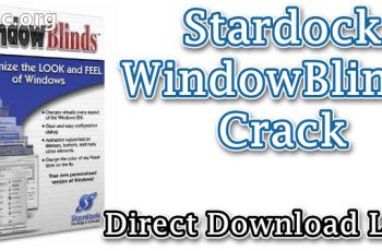 Stardock WindowBlinds Crack