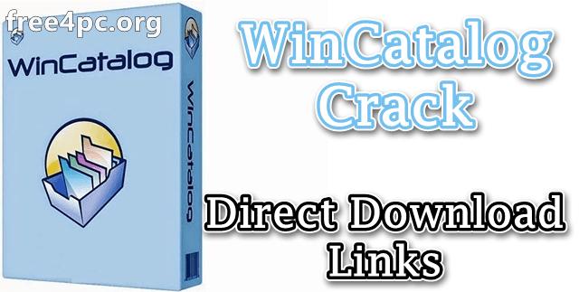 WinCatalog Crack