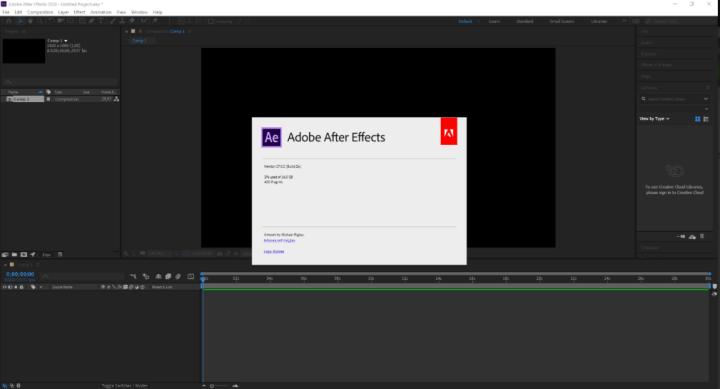 Adobe After Effects 2021 Crack v17.1.1.34 Free