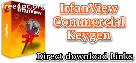 IrfanView Commercial Keygen