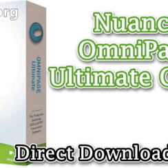 Nuance OmniPage Ultimate Crack