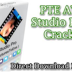 PTE AV Studio Pro Crack
