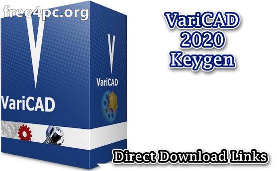 VariCAD 2020 Keygen